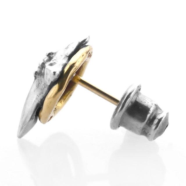 【海外訂購】【Bloody Mary】Cristallum 結晶十字鑽石18K金耳環(BME1363-sk-D  0832640000) 3