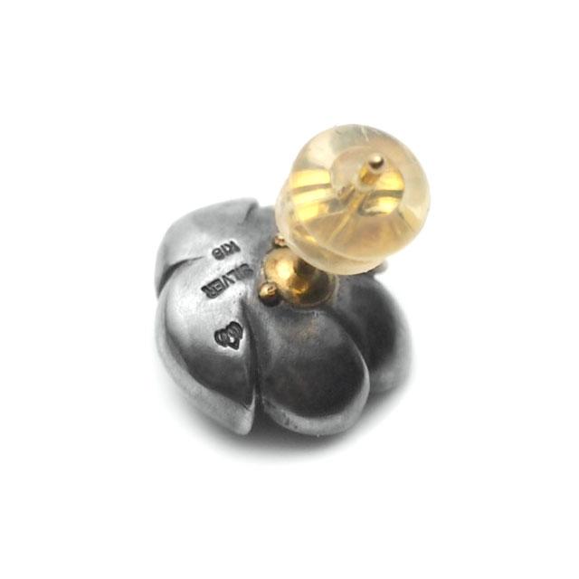 【海外訂購】【GLENN】梅花純銀耳環(GL-0154B  0295880000) 2