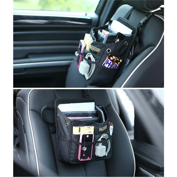 旅行袋 椅背掛帶多功能置物袋斜背收納袋【MJA3-002】 BOBI  12/01 1