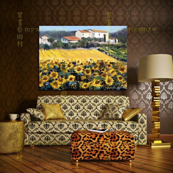 乡村风景,山水油画,居家布置,手绘写实,门市,饭店,餐厅,民宿,办公室