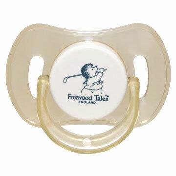 『121婦嬰用品館』狐狸村 PES較大拇指安撫奶嘴 1