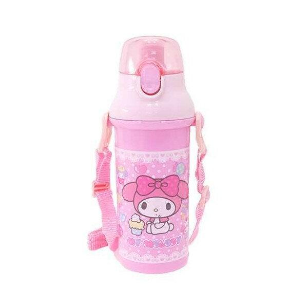 日本 Sanroi  三麗鷗  彈蓋直飲式水壺 (日本製) - Melody 美樂蒂 兒童水壺