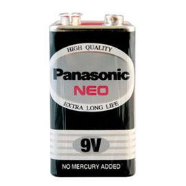 國際牌碳鋅9V電池(1入/封)