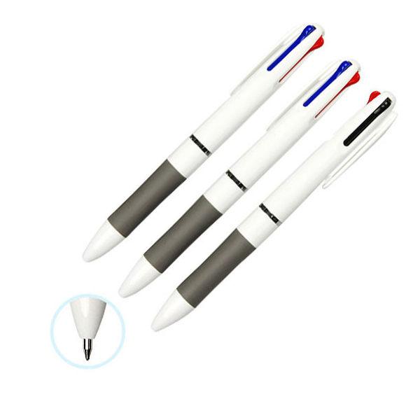 台製三色自動原子筆12支0.7mm