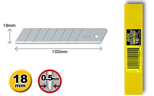 OLFA大型美工刀片LB~10^(10片裝^) ~  好康折扣
