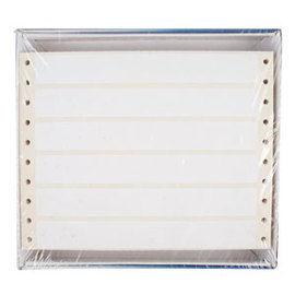 華麗牌點矩陣列印標籤-單排WL-5016/900片/盒