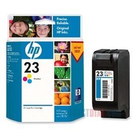 HP C1823D NO.23D 彩色原廠墨水匣