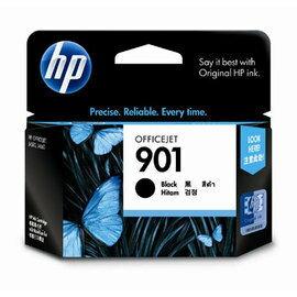 HP CC653AA NO.901號 黑色原廠墨水匣