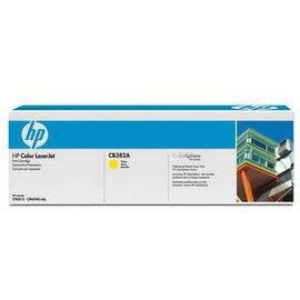 HP CB382A 黃色原廠碳粉匣