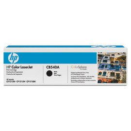 HP CB540A 黑色原廠碳粉匣