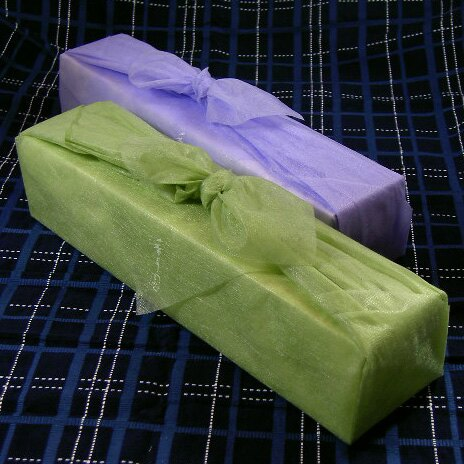【海洋傳奇】日本宇治抹茶蛋糕卷 215g 紫/綠【EMS直送免運】 2
