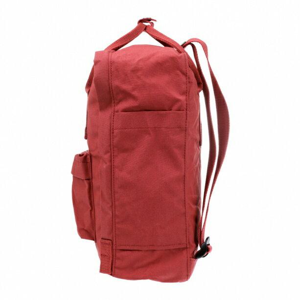 【Fjallraven Kanken 】K?nken Classic 326 Ox Red 公牛紅 3