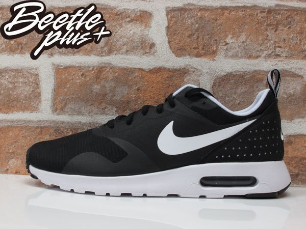 BEETLE NIKE AIR MAX TAVA 黑白 白勾 點點 復古 經典 男鞋 休閒鞋 705149-005 0
