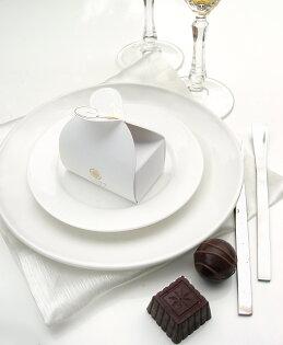 七見櫻堂  婚禮幸福白二入巧克力禮盒