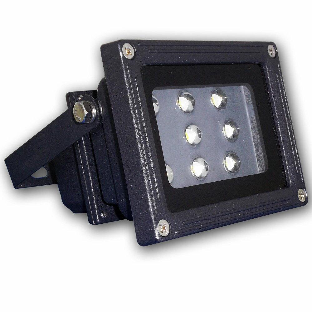 【LED投射燈12W】探照燈聚光燈台灣製造白光暖白光