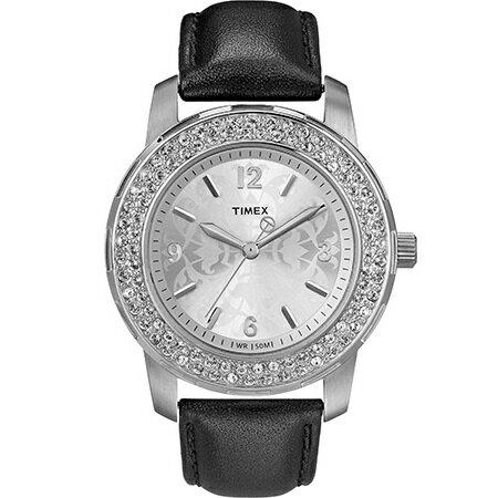 Reloj señora analogico timex con cristales Swarovski T2N150 0