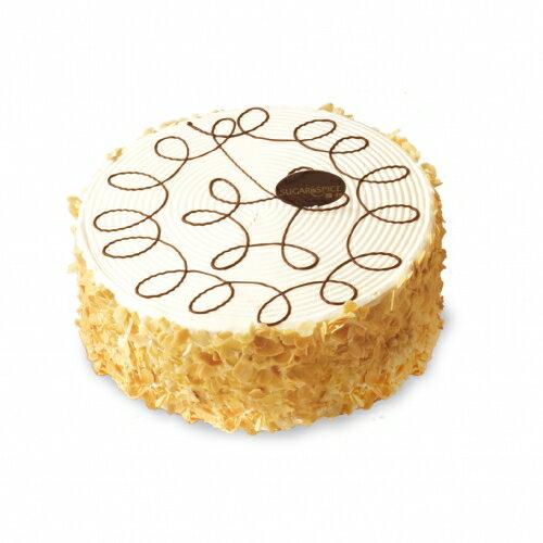 銷售人氣NO.1泡芙蛋糕 (6吋)