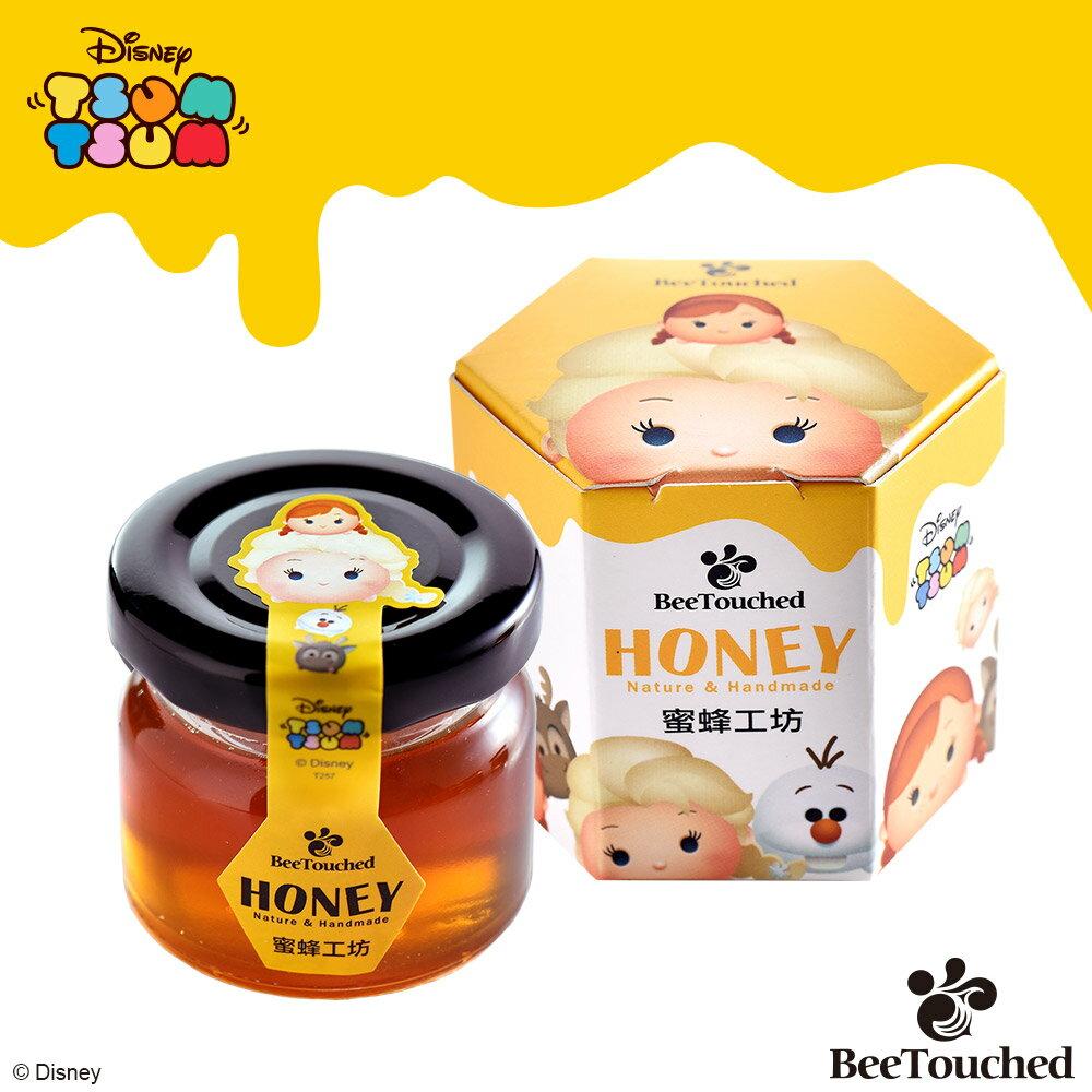 蜜蜂工坊- 迪士尼tsum tsum系列手作蜂蜜( 完整六入組)  ★ 米奇+維尼+胡迪+艾莎+大眼仔+奇奇 ★ 聖誕限定 送 維尼提袋 5