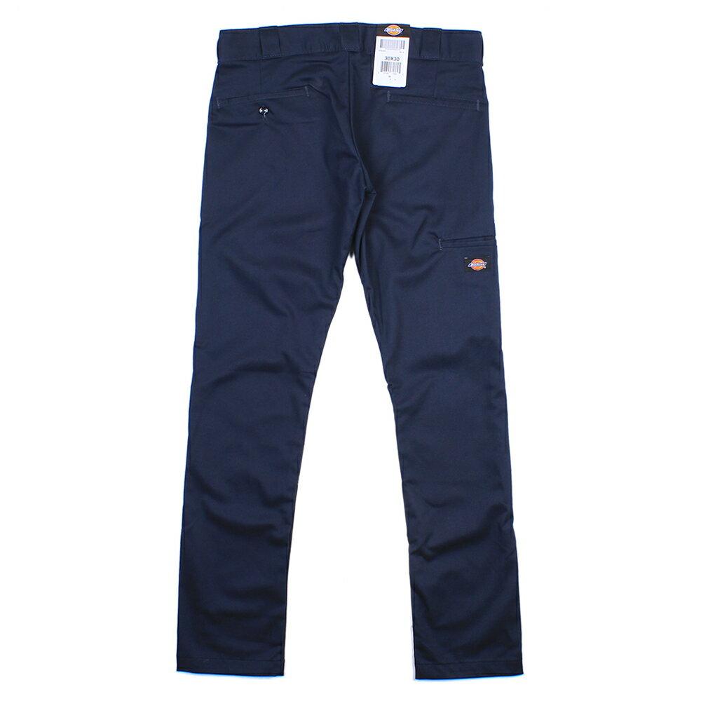 【EST】美版 DICKIES WP810 SLIM FIT WORK PANTS 窄版 工作褲 [DK-5006-086] 深藍 W28~36 F0108 1