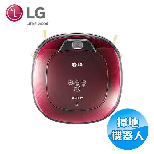 LG 雙眼小精靈 機器人掃地機 VR64701LVM