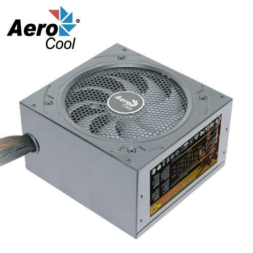 Aero cool XPredator 500G 500W 金牌