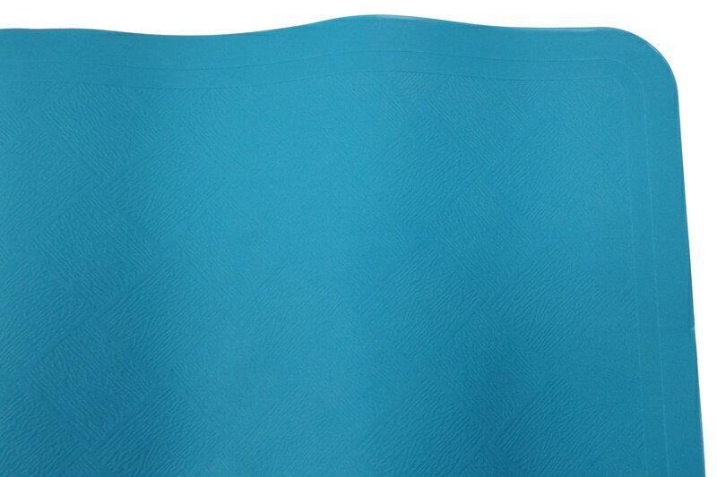 【凱樂絲】魔術防滑浴室墊(藍色) -背面密集吸盤-浴室, 廚房, 居家安全 保護 長輩, 小孩, 孕婦止滑,預防跌倒 1