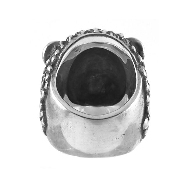 【海外訂購】【MAD CULT】王者之獅純銀戒指(MAD-R-34) 3