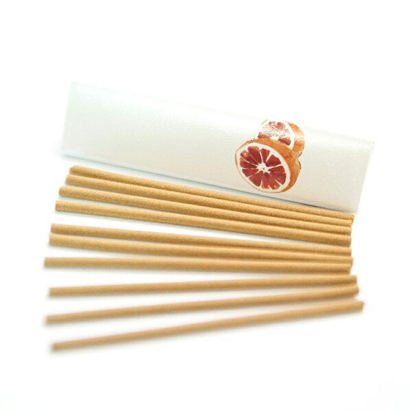 【ease 】清新柑橘日式線香 (10枝/盒)