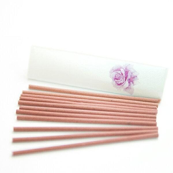 【ease 】奧圖玫瑰日式線香 (10枝/盒)
