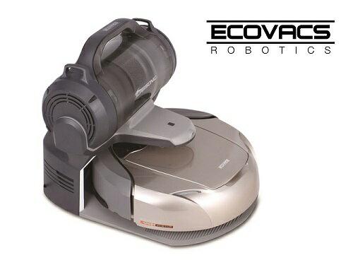 Ecovacs智慧吸塵機器人 掃地機器人-D77(福利品)