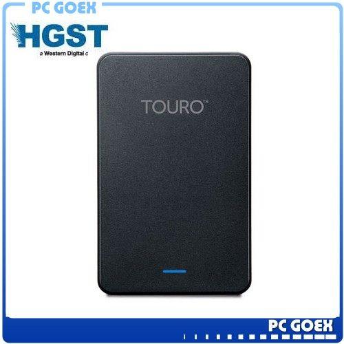 HGST USB3.0 1T / 1TB Touro Mobile 2.5吋 行動硬碟 ( 原 HITACHI 日立 )☆軒揚pcgoex☆