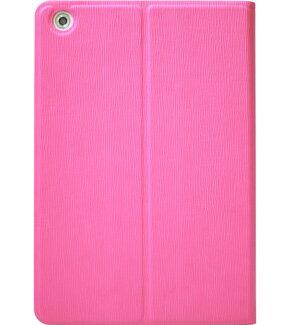 aponyo iPad mini 823 posh +皮革 平板保護套-粉 ☆pcgoex 軒揚☆