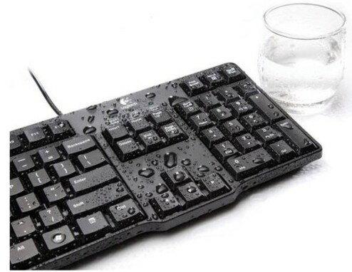 羅技 Logitech 經典鍵盤 K100 /PS2