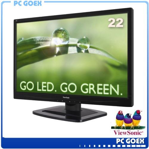 ViewSonic 優派 VA2246a 22型 寬 LED 液晶螢幕 ☆pcgoex 軒揚☆