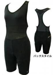 【7號公園自行車】日本 PEARL IZUMI WT720-3D-1 女吊帶車褲