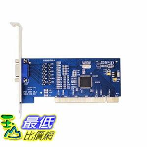 ^~玉山最低 網^~ 8路視頻採集卡 8路視頻4路音訊 高清監控卡手機遠端支援WIN7^(