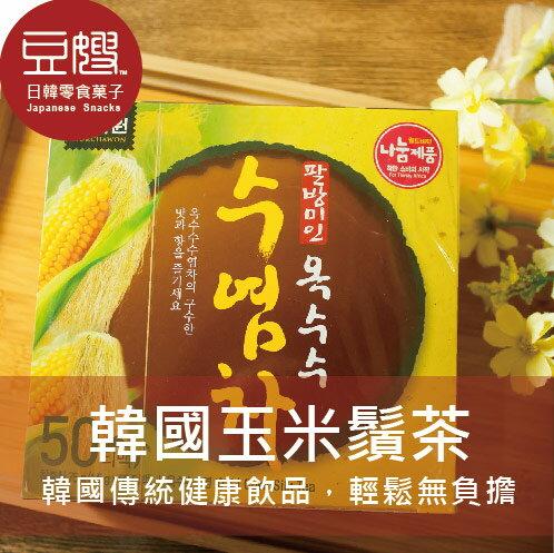 【豆嫂】韓國飲料 玉米鬚茶(50入)