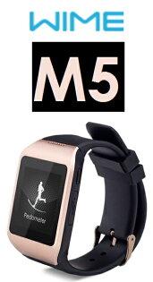 【預訂】WIME Wi-Watch M5 智慧型手錶