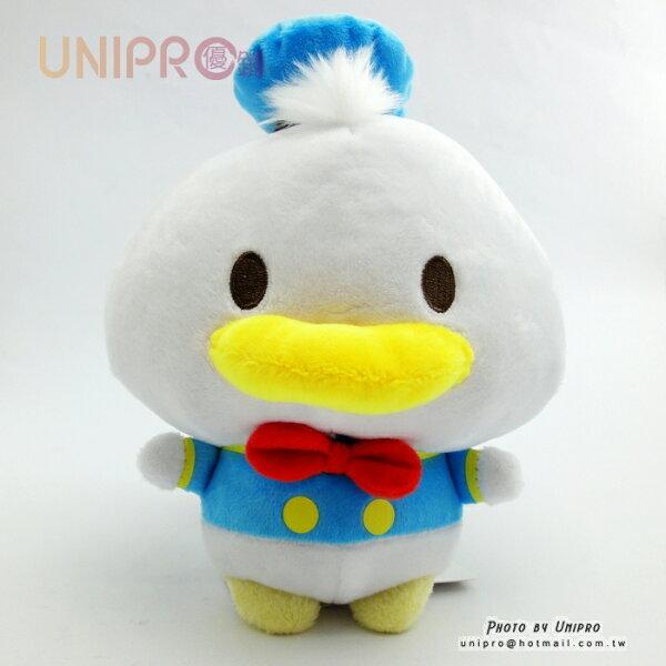 【UNIPRO】迪士尼 TSUM TSUM風格 唐老鴨Q版 變身 20公分絨毛玩偶 娃娃 禮物 正版授權