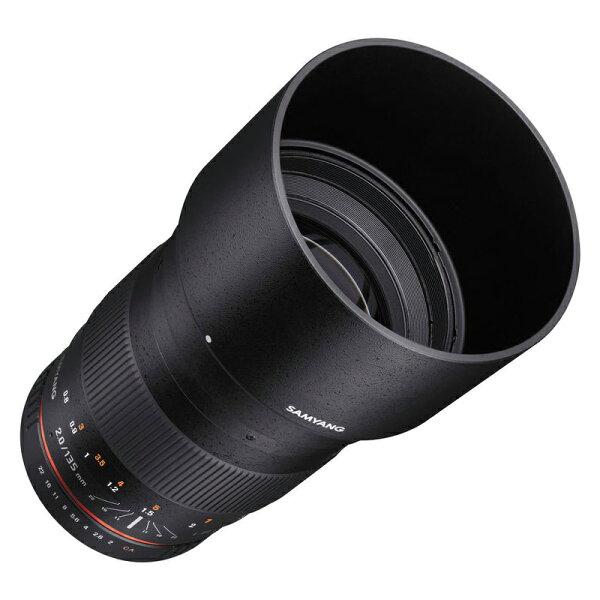 ◎相機專家◎ SAMYANG 135mm F2.0 ED UMC for Canon EF 手動鏡 正成公司貨