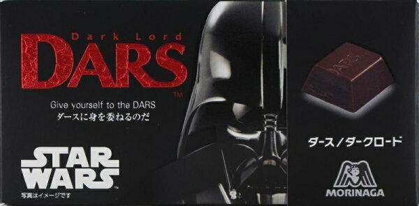 有樂町進口食品 買一送一 森永DARS 巧克力 星際大戰 黑武士版 4902888219627