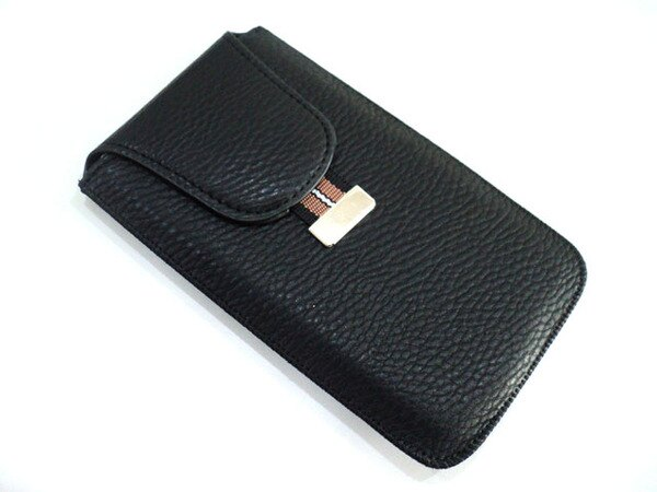 4.3吋 荔枝紋直入式抽拉式手機皮套/抽取套/皮革保護套/隱形磁扣/手機套/3C數位包/行動電源包/S2/i9100