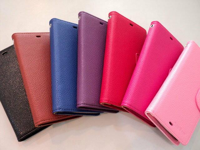 Z L36H 手機套 荔枝皮紋手機皮套 鷹系列 Sony Xperia C6602 手機皮
