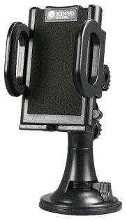 通用型固定車架/吸盤車架 360度旋轉/強力吸盤/手機/PDA/衛星導航/PSP/MP4/附贈黏貼式圓盤/CH-036/SH036