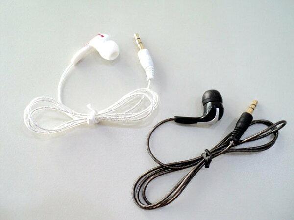 基本入門款 單入耳式耳機 耳塞 (3.5mm)~內耳式/耳道式/APPLE/Samsung 三星/HTC/SONY/Nokia/小米/亞太/台哥大/藍芽