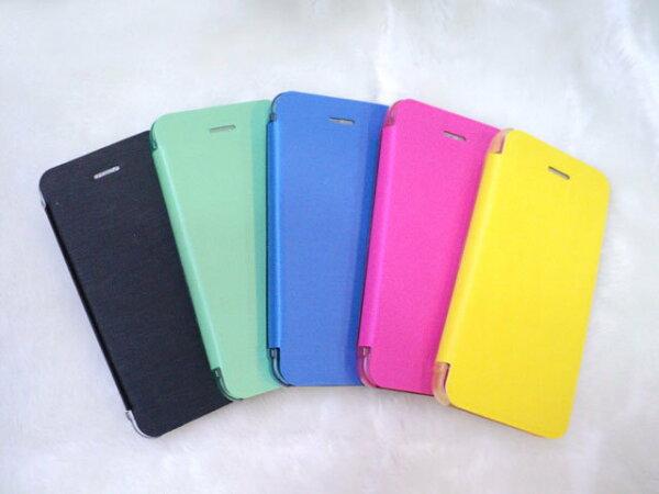 Apple iPhone 5C/i Phone 5/5S 手機皮套/超薄側掀皮套/背蓋式皮套/透明 保護套/掀蓋式/側掀/透視