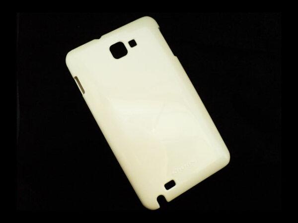 Note 手機殼 亮面護盾 Samsung Galaxy N7000 I9220 護盾 保護殼 硬殼保護殼 磨砂保護殼 背蓋/TIS購物館