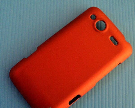 HTC Salsa 騷莎 C510e 臉書機 手機殼/保護殼 硬殼保護殼 磨砂保護殼 背殼 背蓋 護盾/TIS購物館