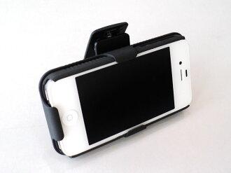 Apple I phone 5/iPhone 5S/SE 多功能背蓋/手機背蓋/手機保護殼/掛腰背蓋/掛腰/觀賞架/觀賞座/站立/Redberry 草莓紅
