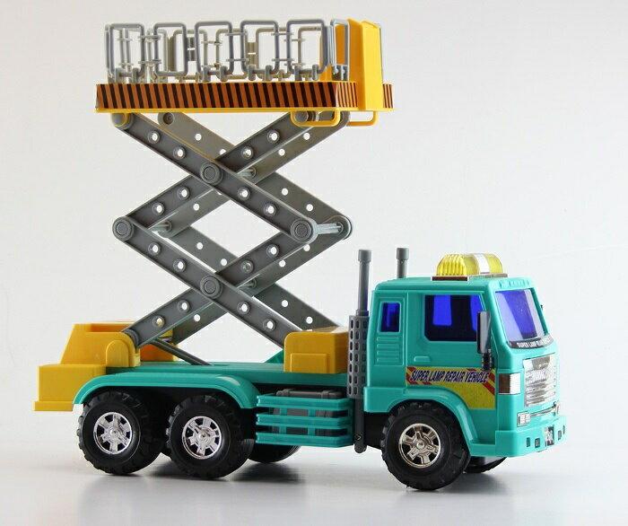 小小家 磨輪交通號誌維修車 32816 5
